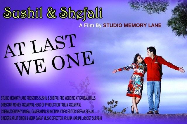 Sushil & Shifali Pre Wedding