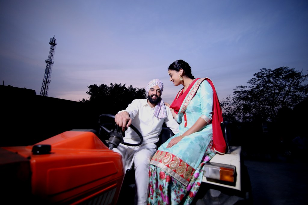 Damanjot & Aneet Pre Wedding