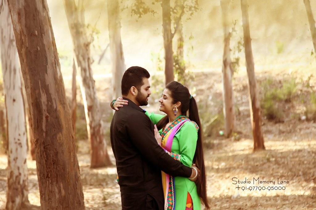 Jaspinder & Jaspreet Pre Wedding