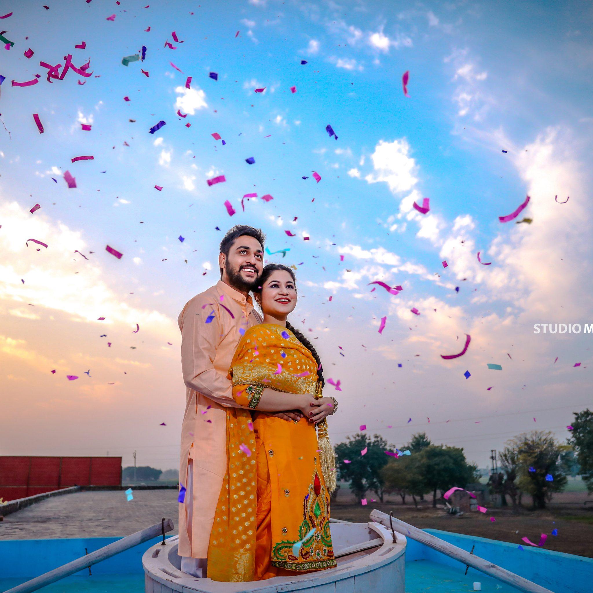 Lets celebrate equality – Pre wedding couple Navdeep & Navdeep