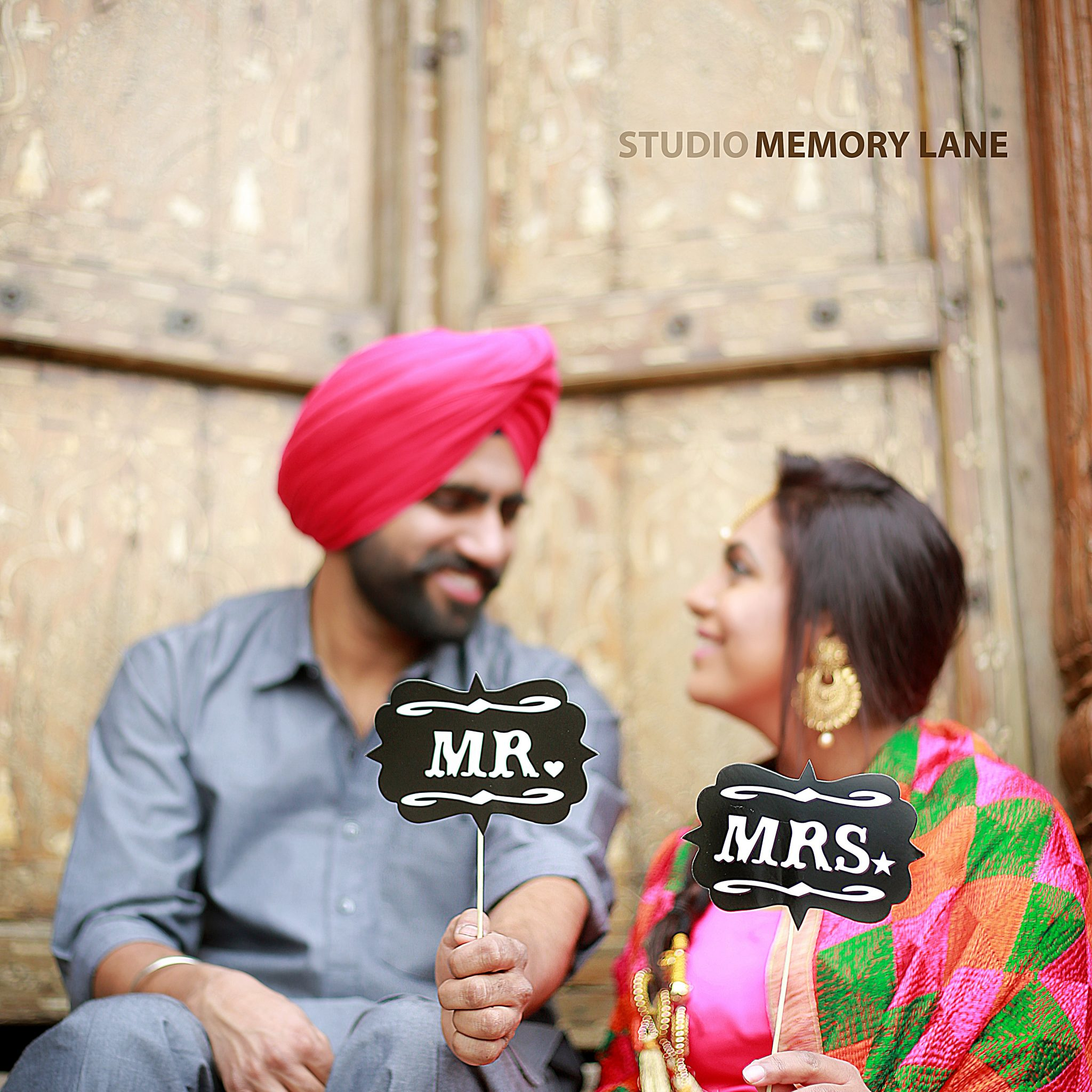 Mr. & Mrs. Perfect – Pre wedding photo shoot
