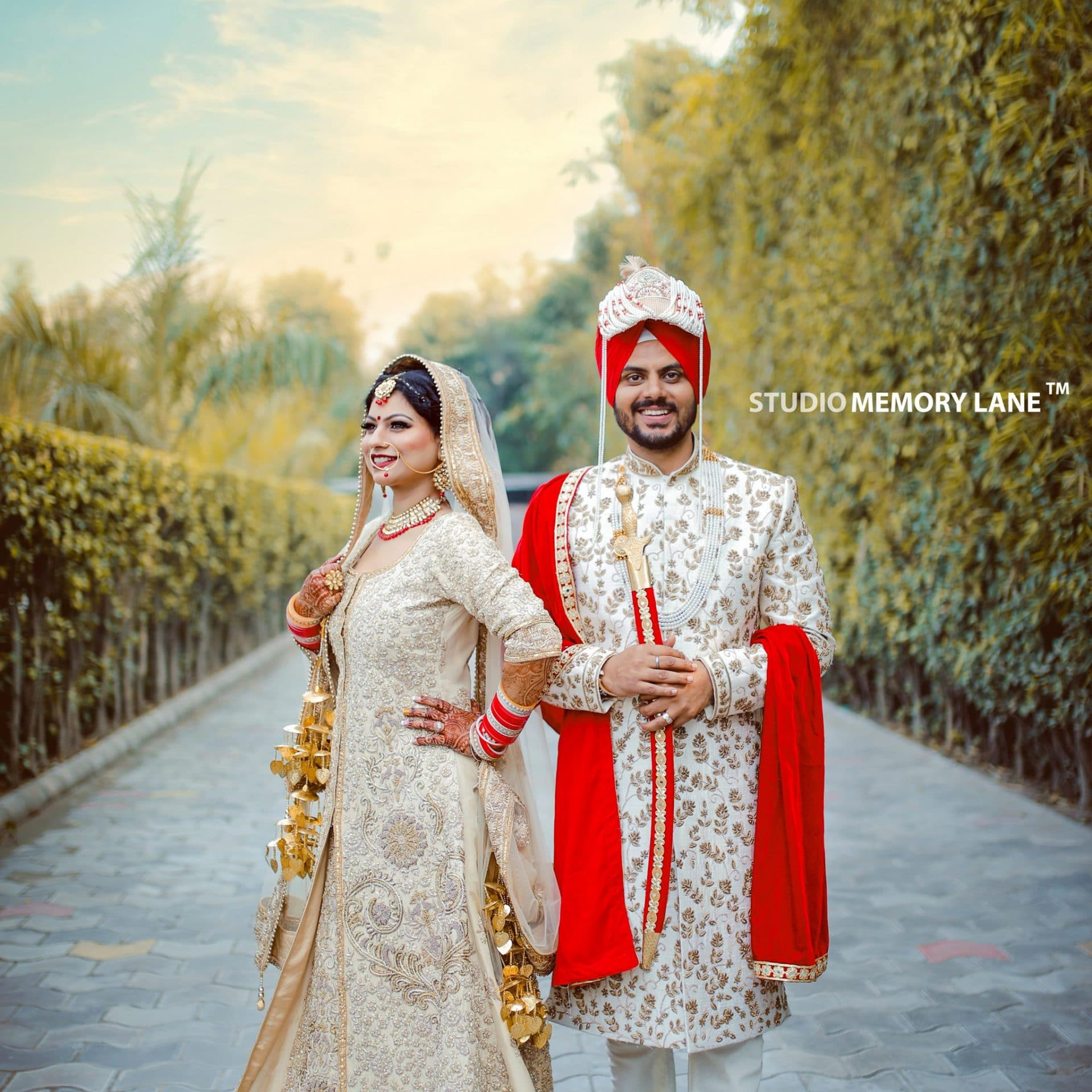 Punjabi Wedding Photography | Maninder & Arshdeep