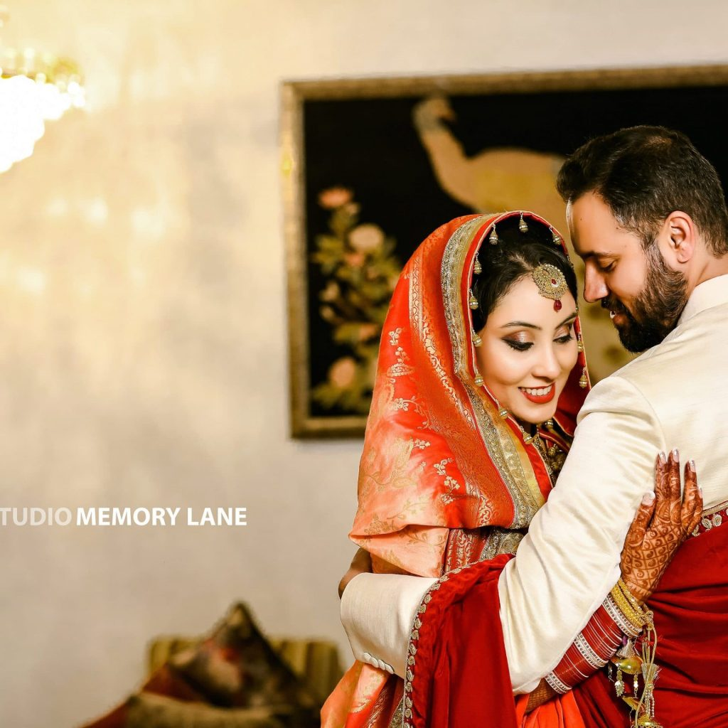 Best candid wedding photographers in Punjab