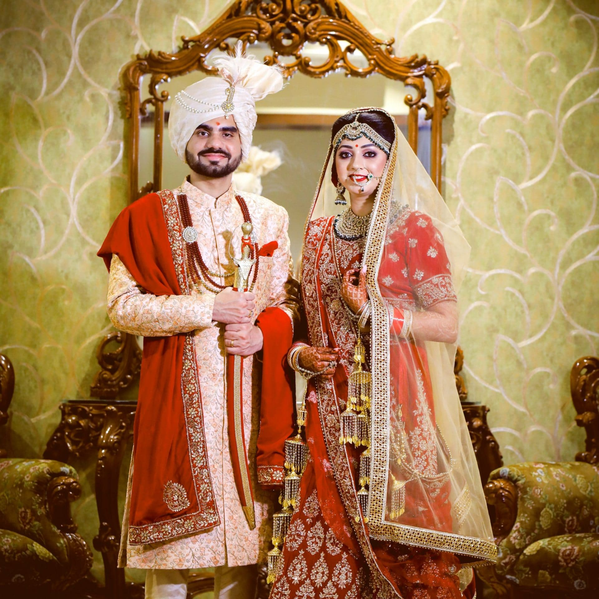Frames of Love | Top Indian wedding Photographers in Punjab