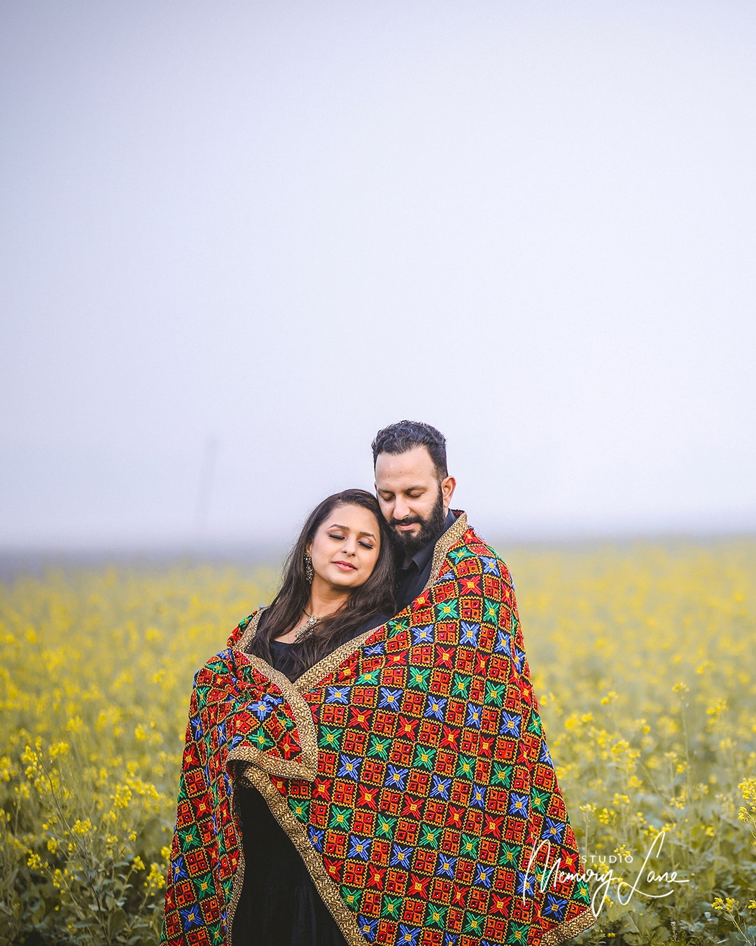 Ishq Vishq | Pre-wedding photography Chandigarh