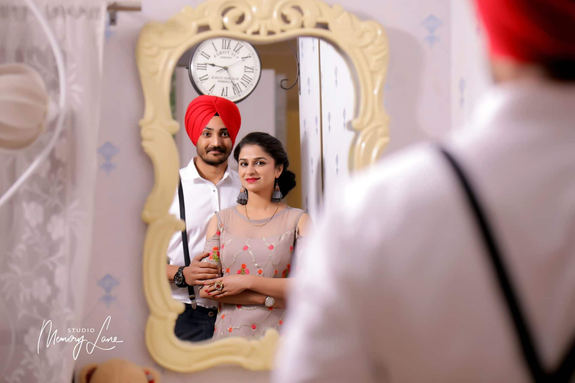 Best Pre wedding photographers in Ludhiana