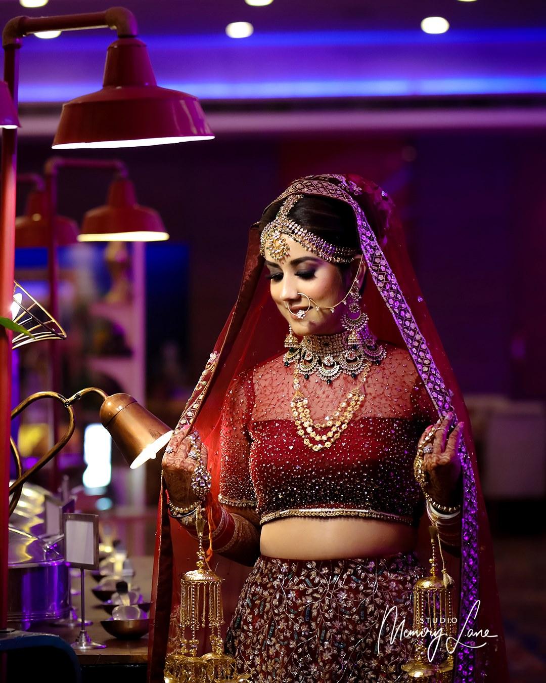 Best wedding photographers Chandigarh – Bridal Shoot