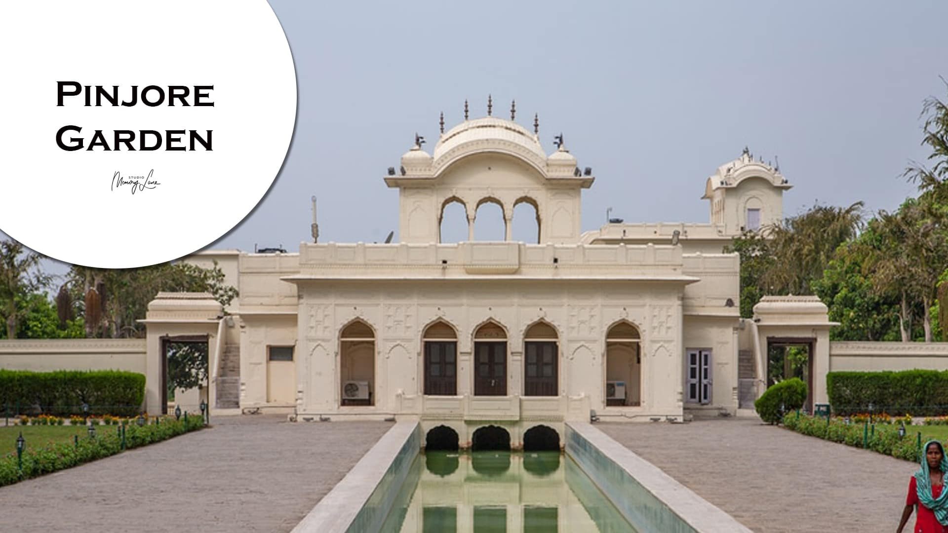 Pinjore Garden - pre wedding locations in Chandigarh