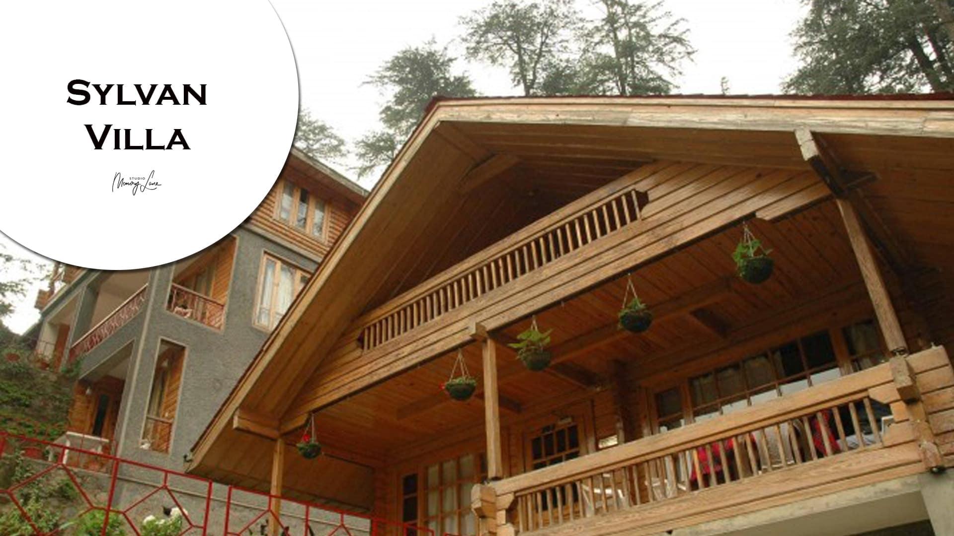 Sylvan Villa - pre-wedding location Chandigarh