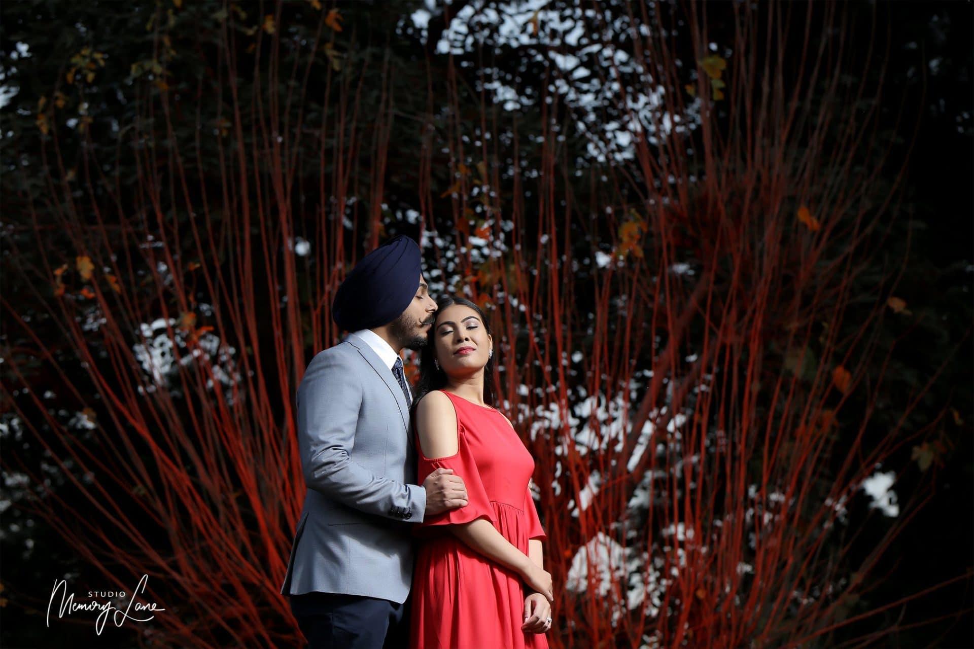 Best pre wedding photographers in Punjab