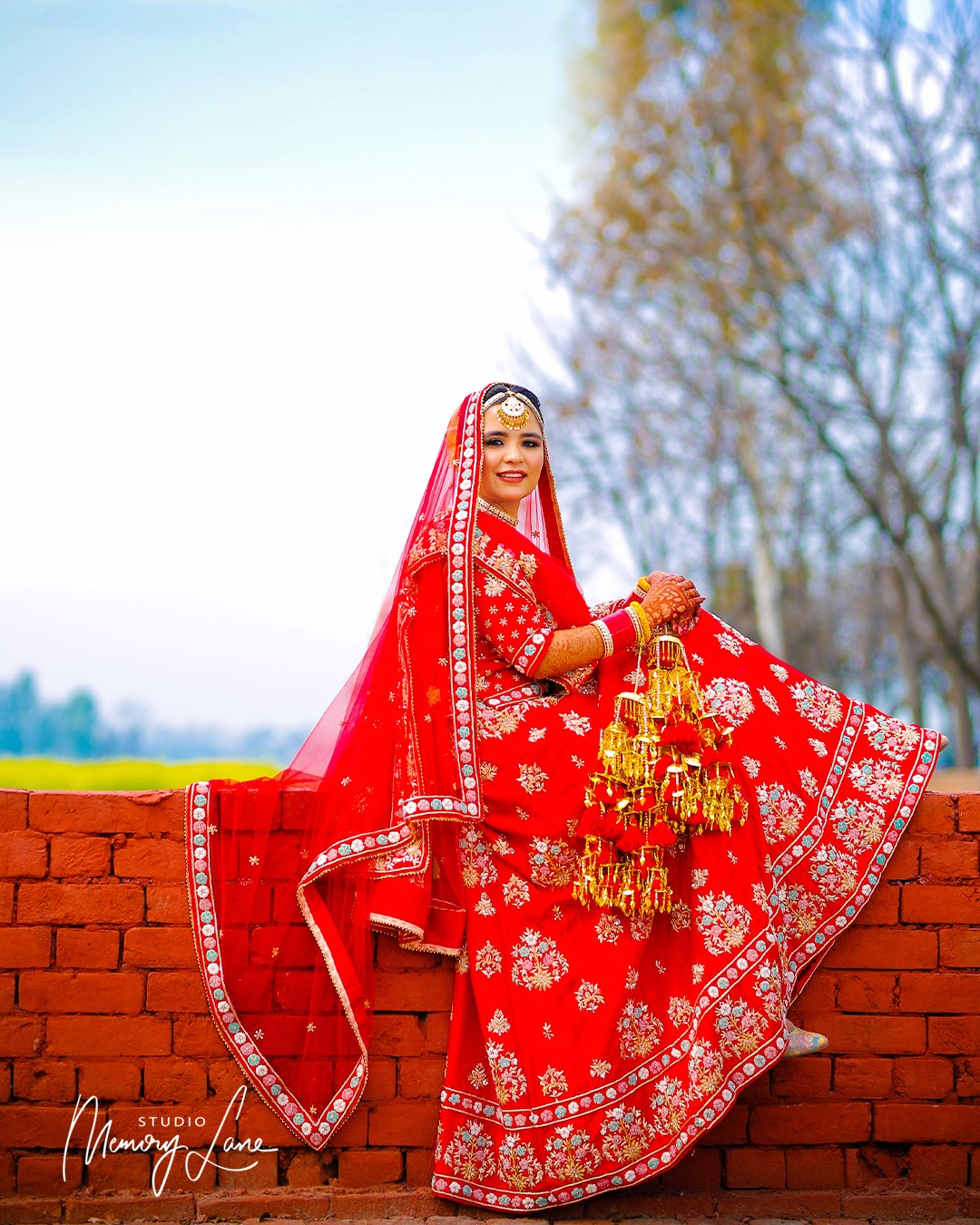 Punjabi Bride Photography