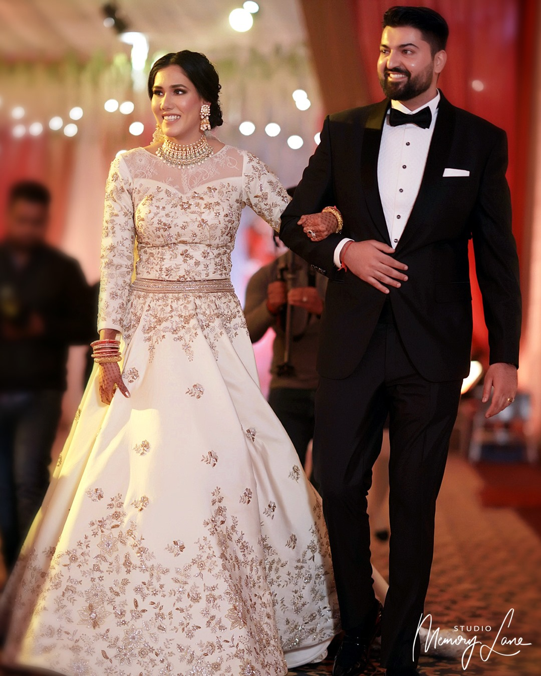 Best Photographers in Phagwara - Cute and Elegant couple