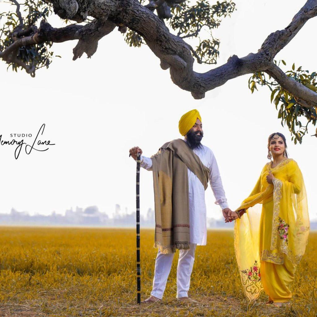 Best Pre-wedding photographers in Moga