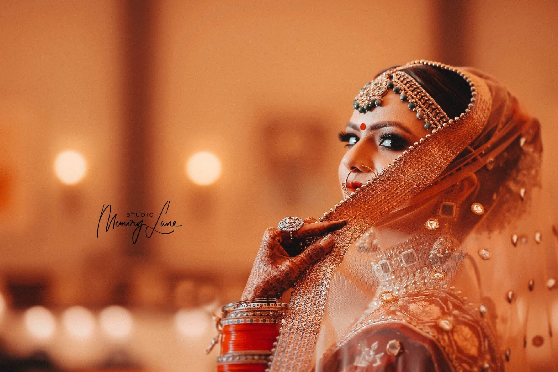 Bridal Photographers in Hoshiarpur | Unveiling the beauty!