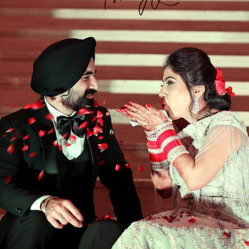 Candid wedding photographers in Mohali
