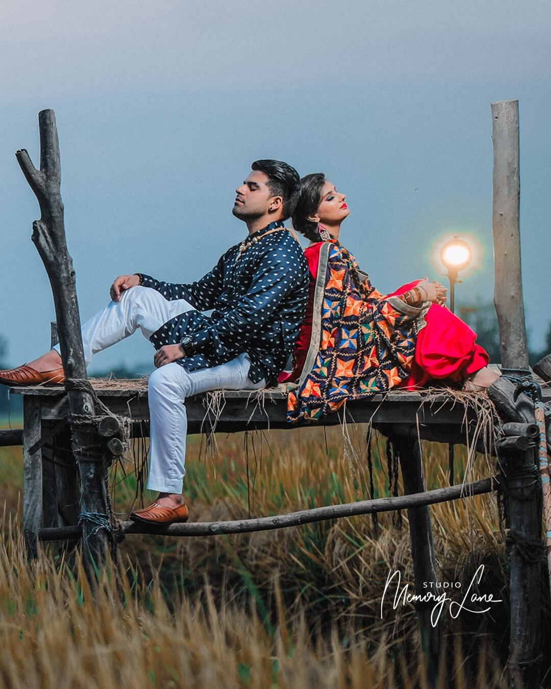 Pre-Wedding Photographers in Hoshiarpur
