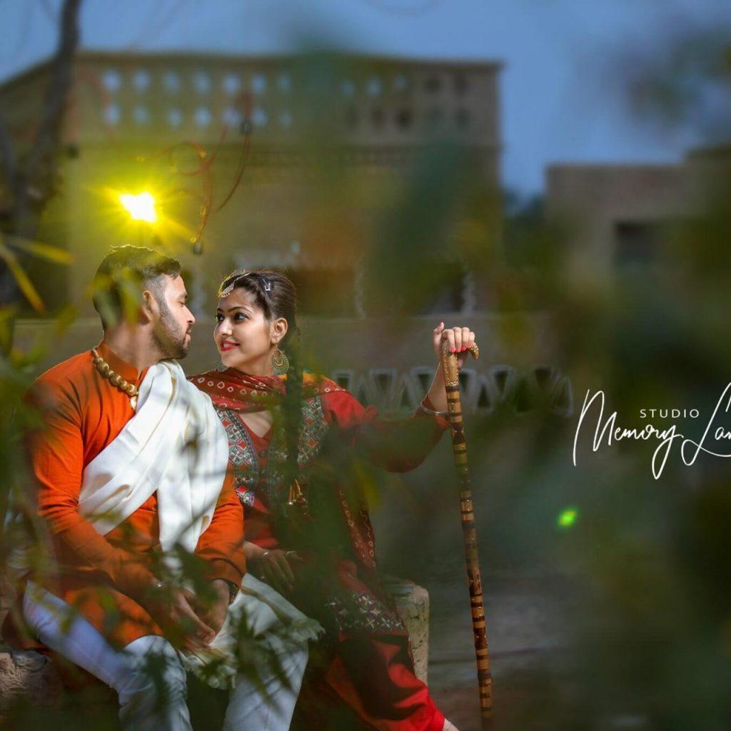 Punjabi Couple Photography Amritsar