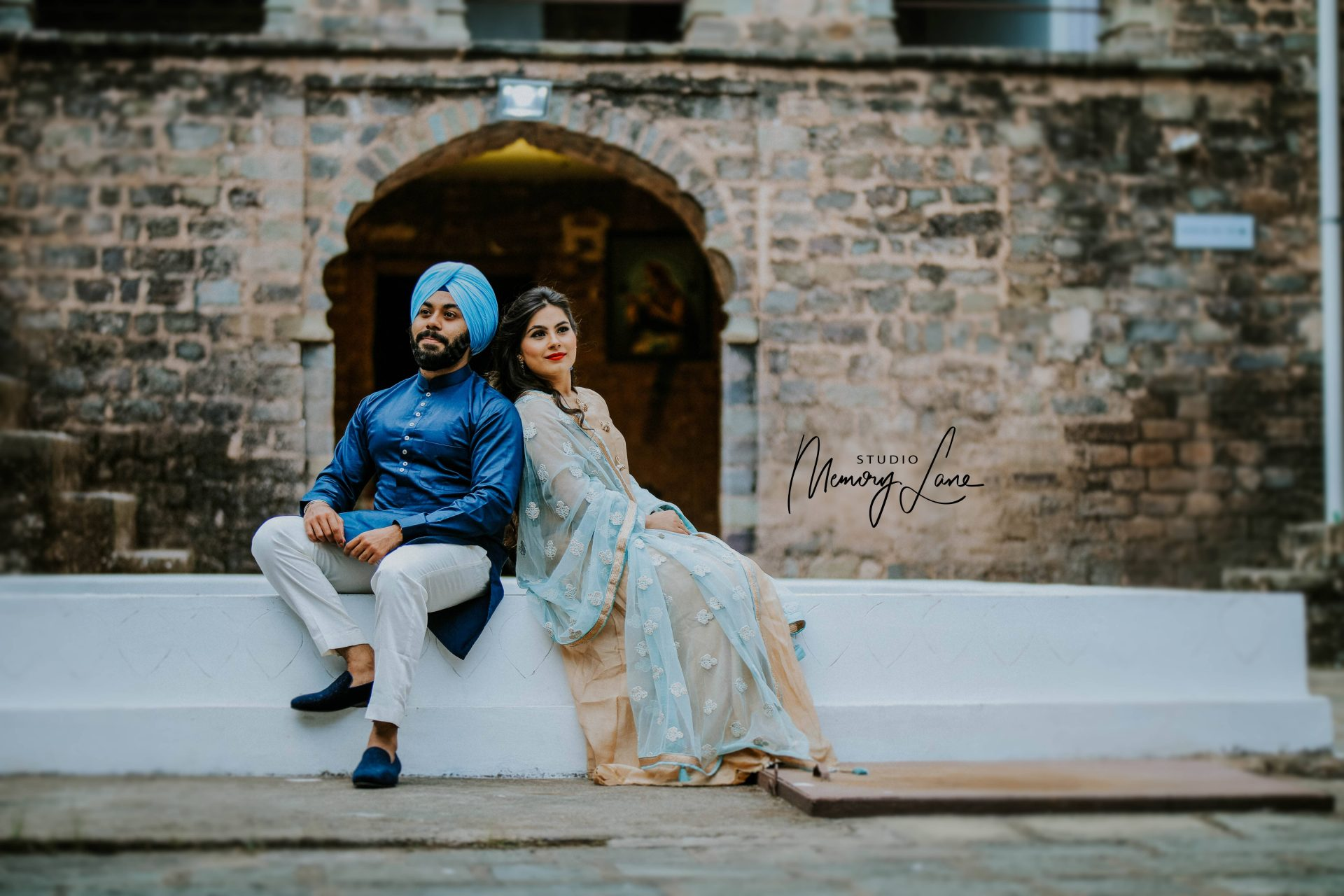 Wedding Photographer in Jalandhar | Pre-wedding shot!