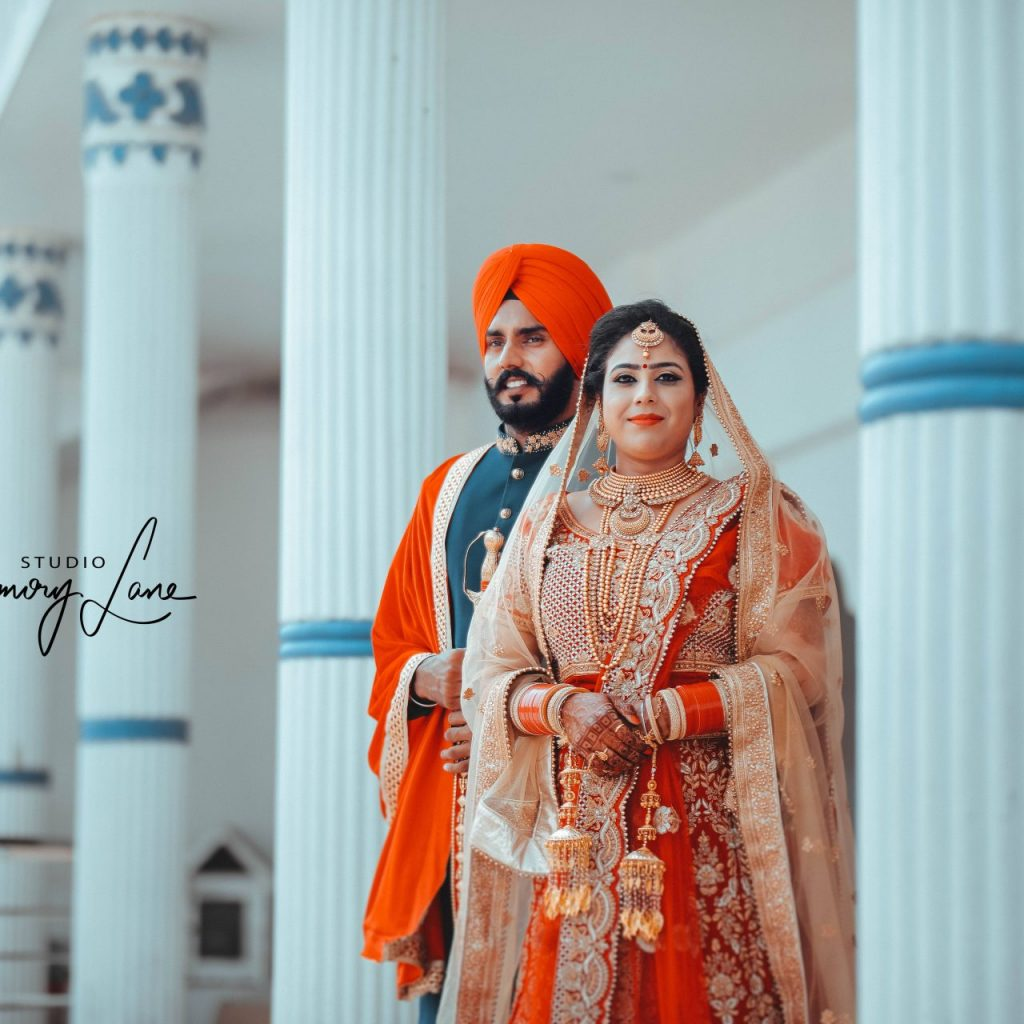 Wedding Photographer in Mohali