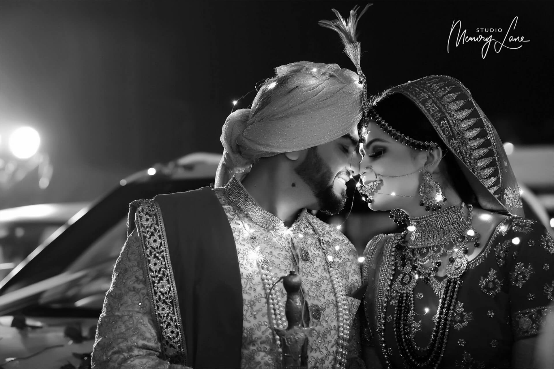 Wedding photographers in Punjab | Smiling like a star