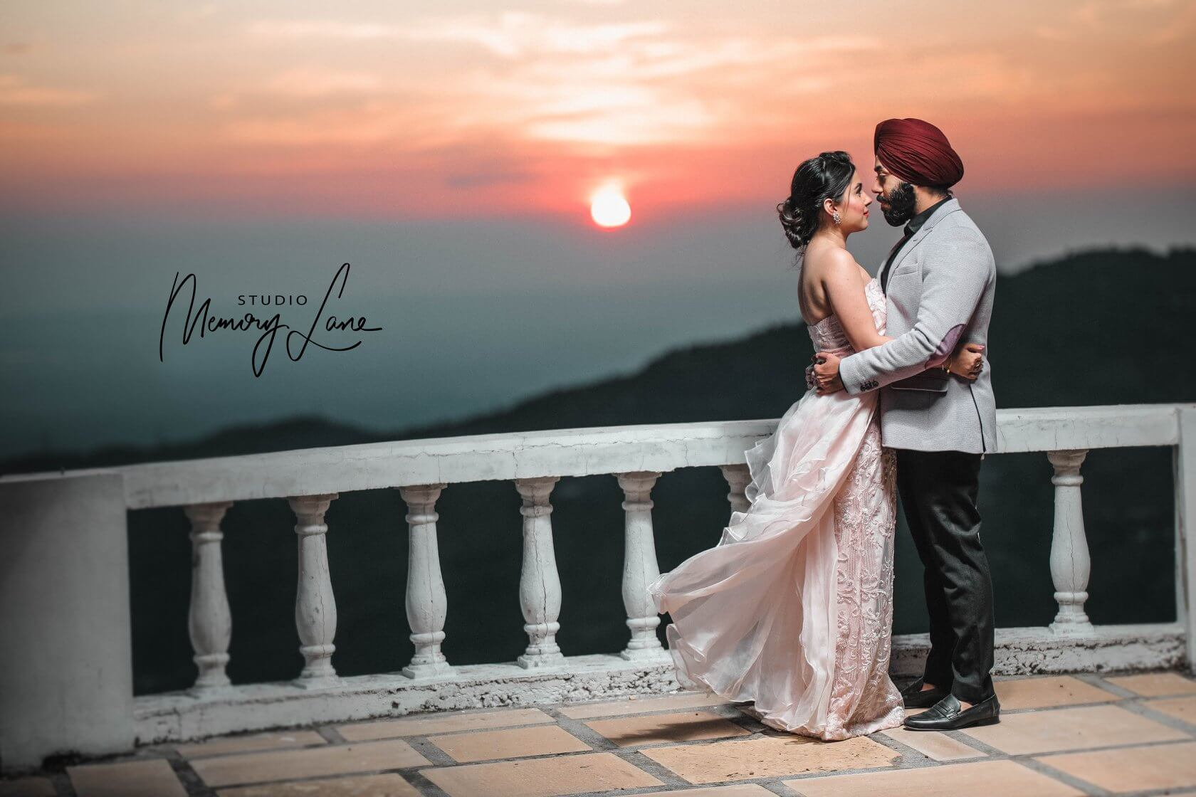 Pre-wedding photographers in Chandigarh | Cherishing togetherness!