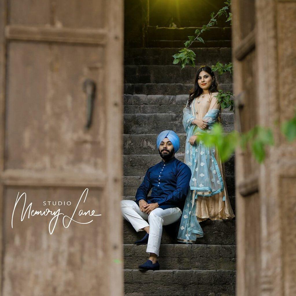 pre wedding shoot in Punjab