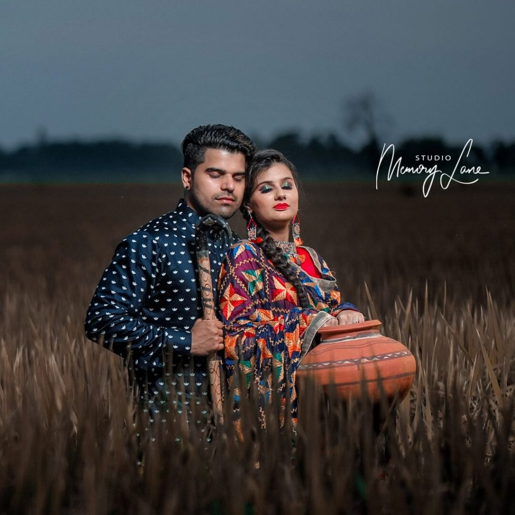professional pre-wedding photographers Punjab