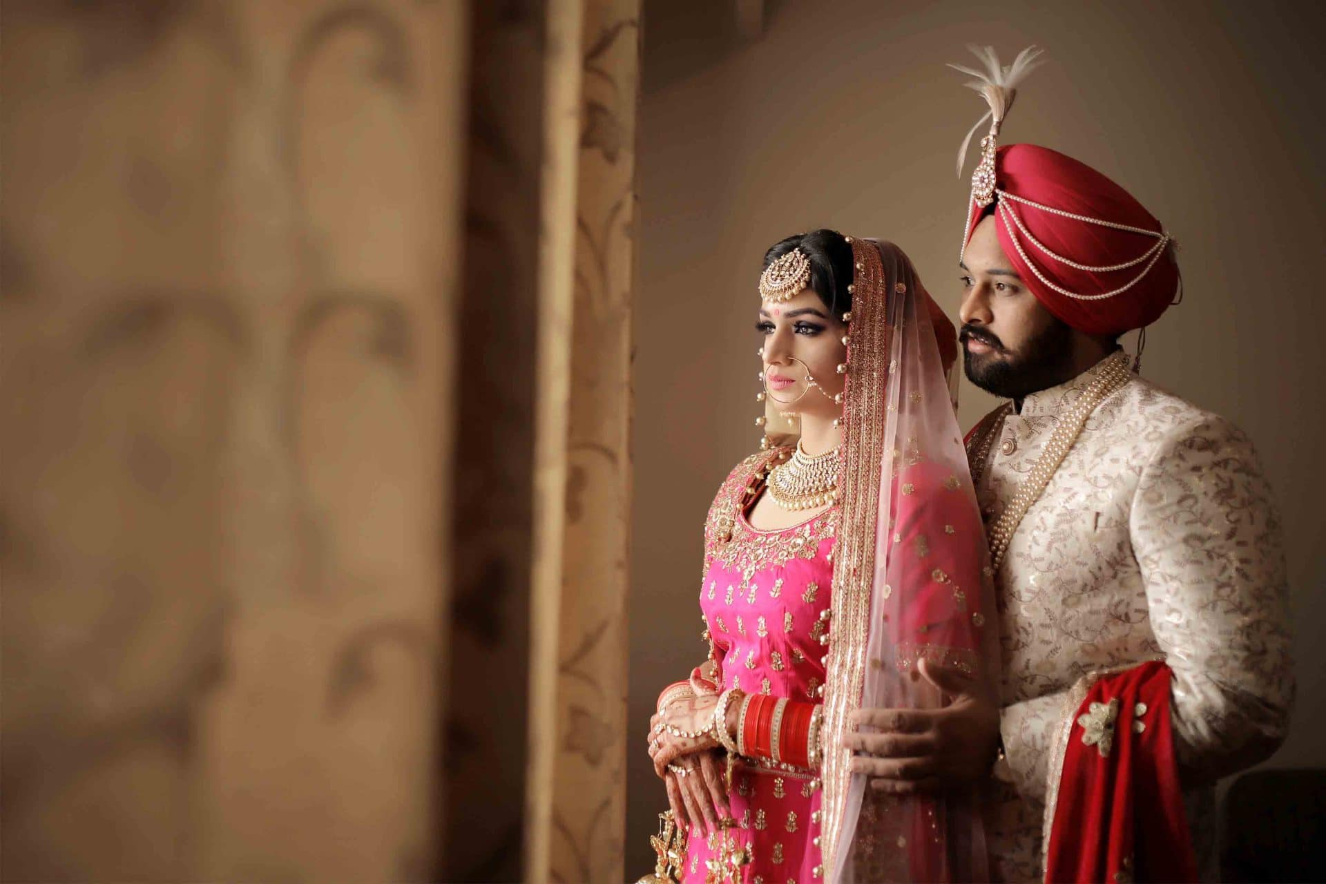 Best wedding photographer Hoshiarpur | Heading towards beautiful journey!