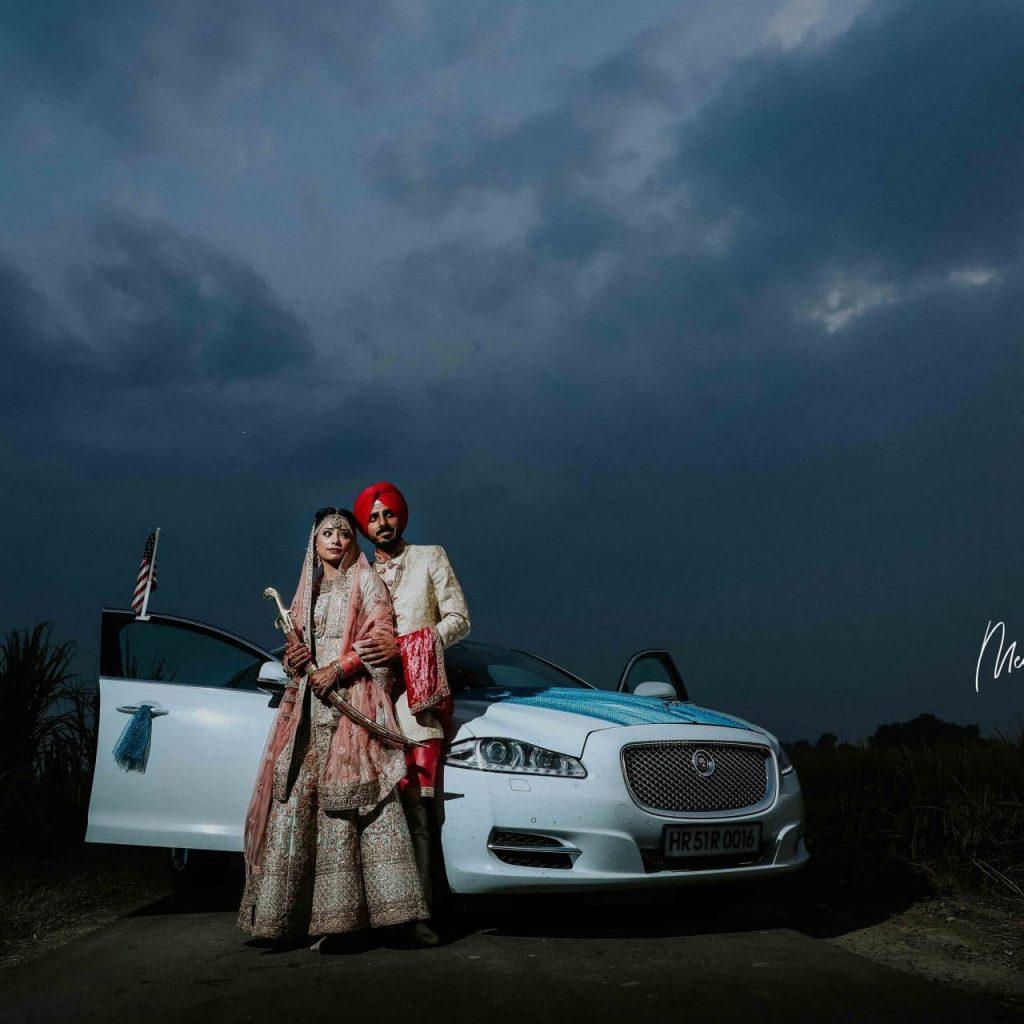 Best wedding photographer Jalandhar