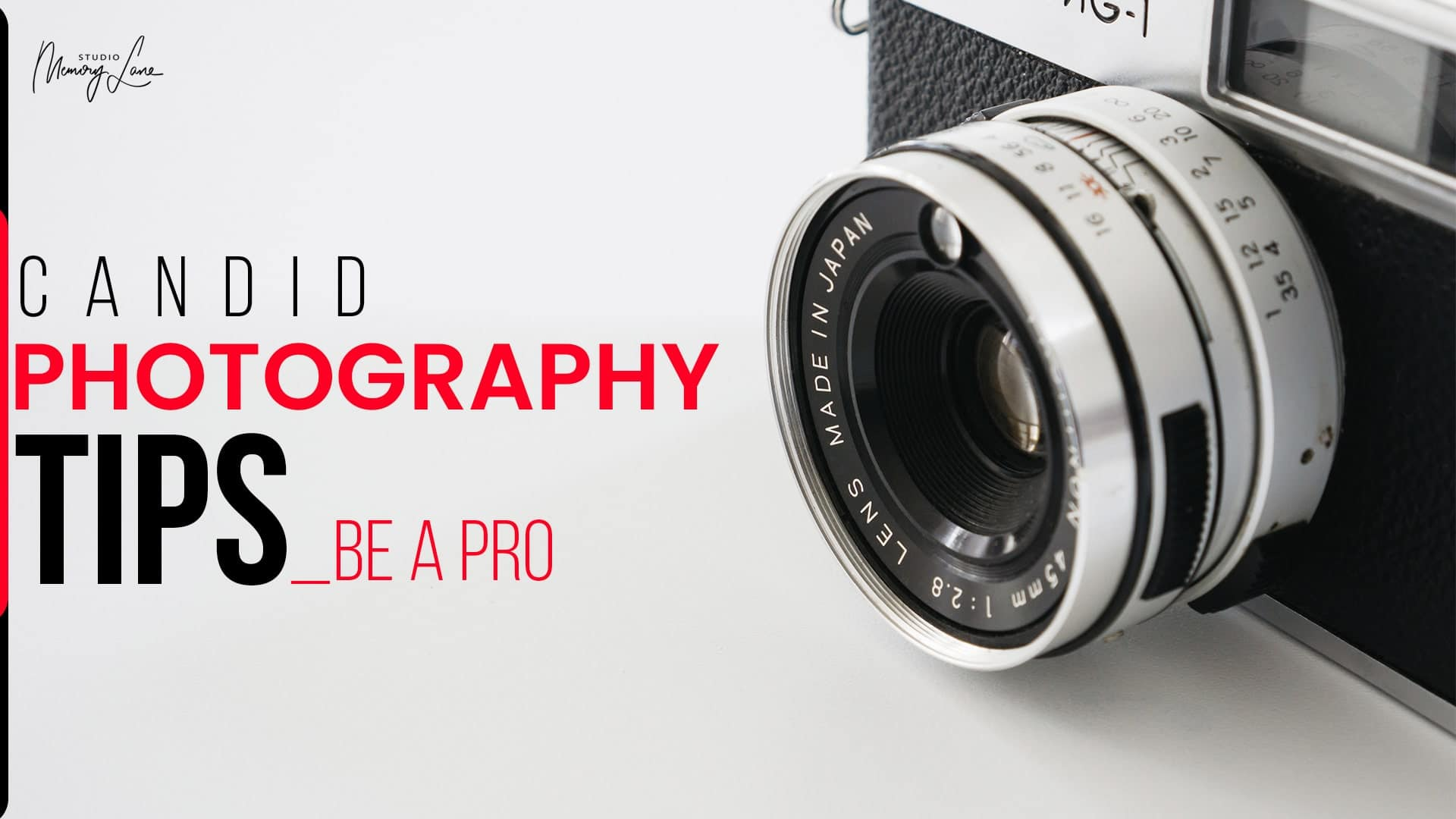 Candid Photography Tips – Be a pro!
