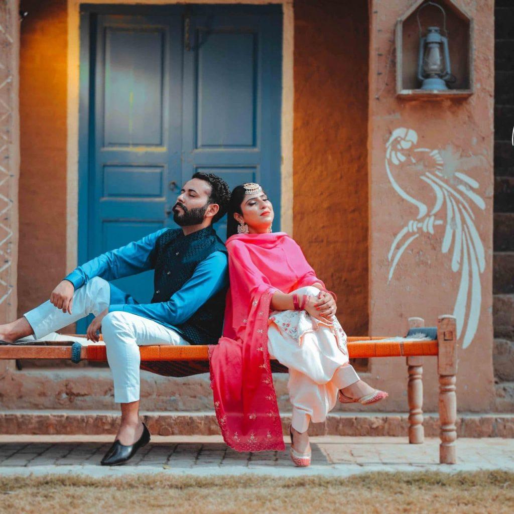 Pre-wedding photographer Chandigarh