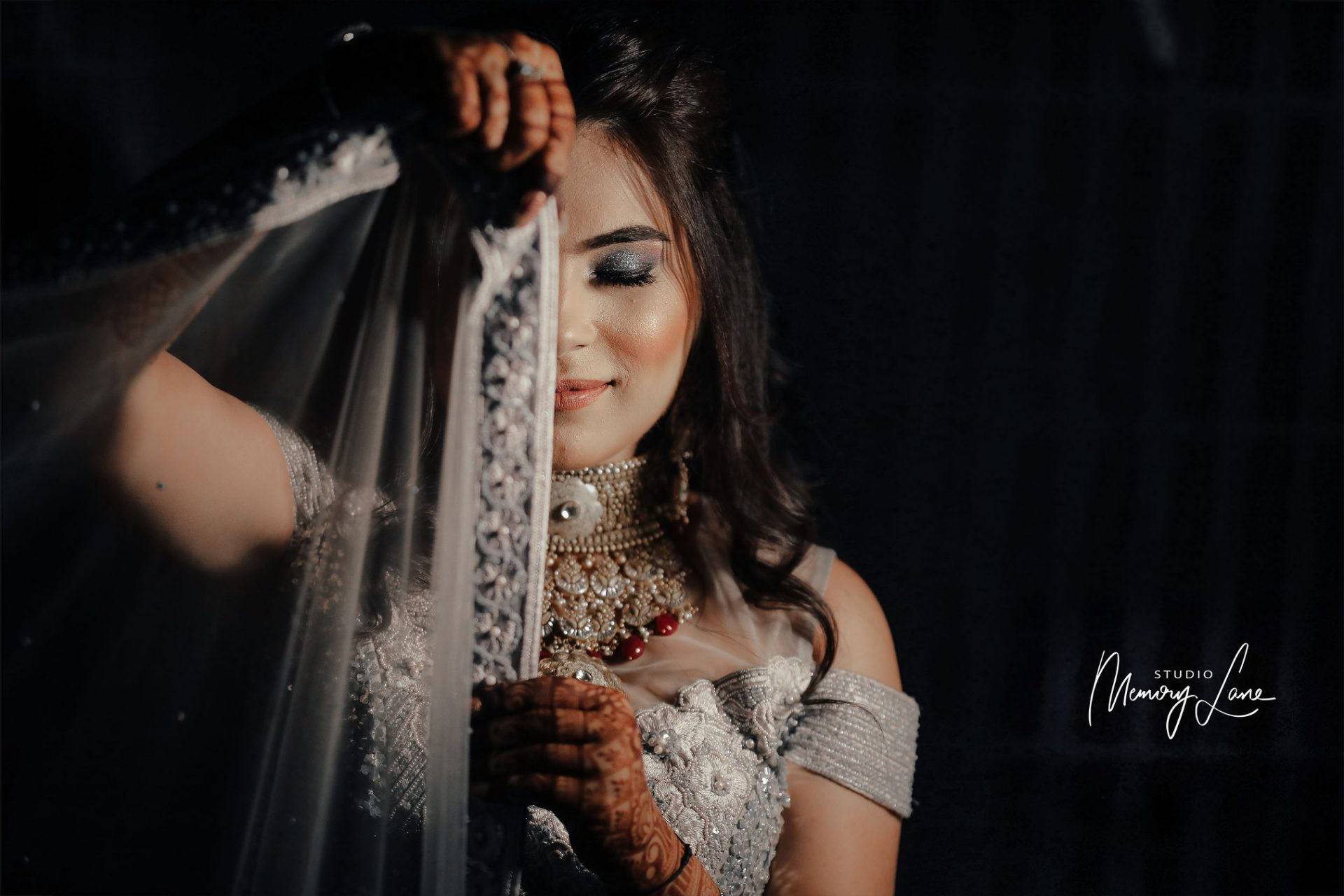 Best bridal photographers Amritsar | Dreams in her eyes!