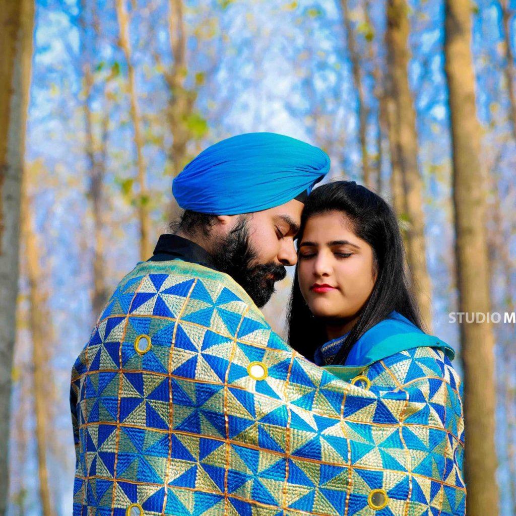 Best pre-wedding photographers Ferozepur