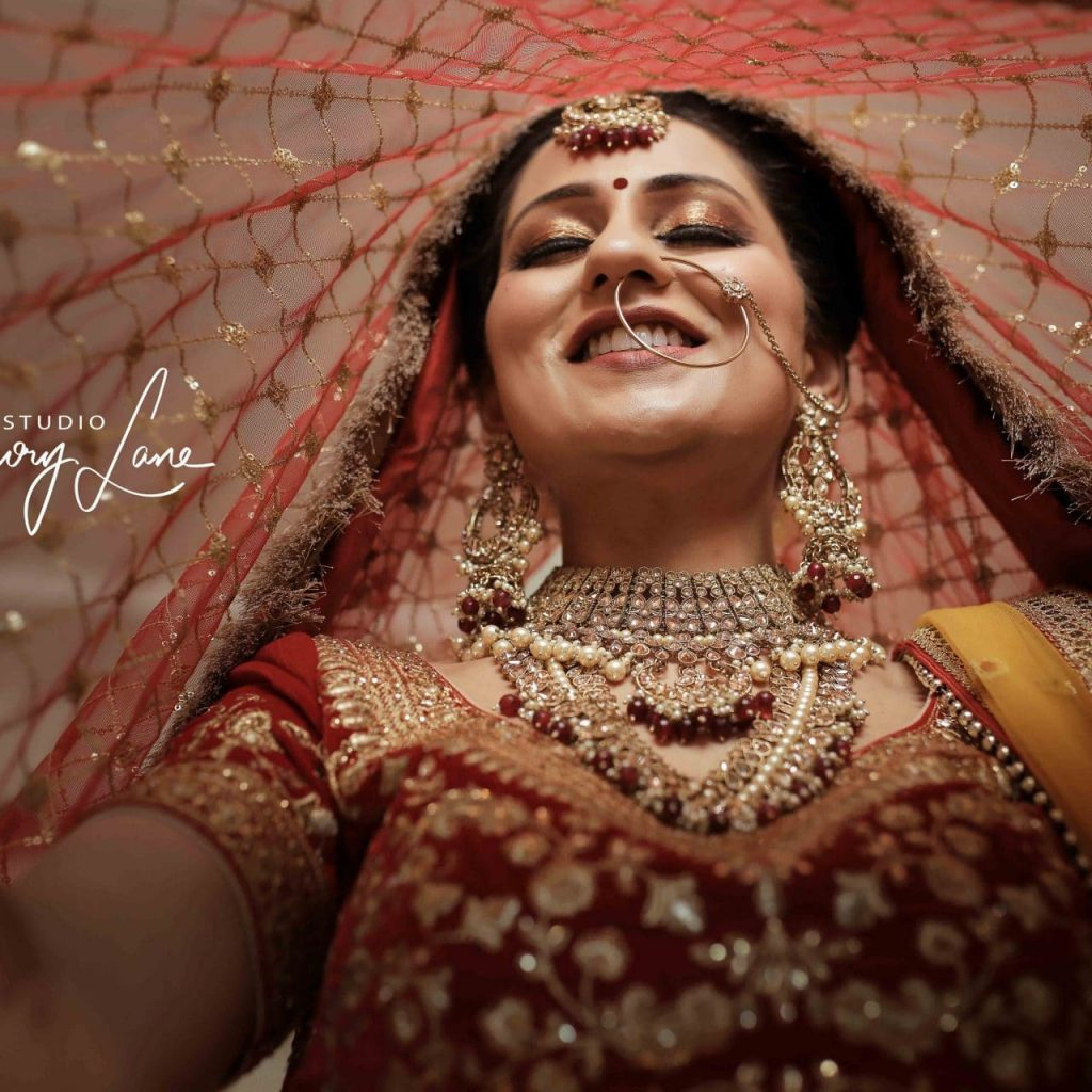 Bridal photographers in Ludhiana Punjab