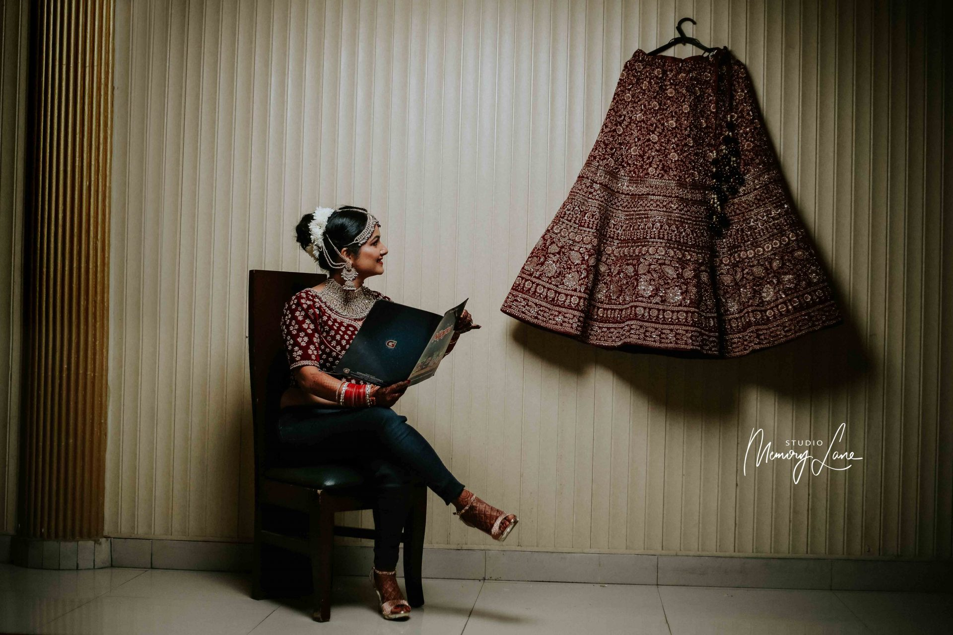 Candid wedding photographer in Phagwara | Bridal vibes!
