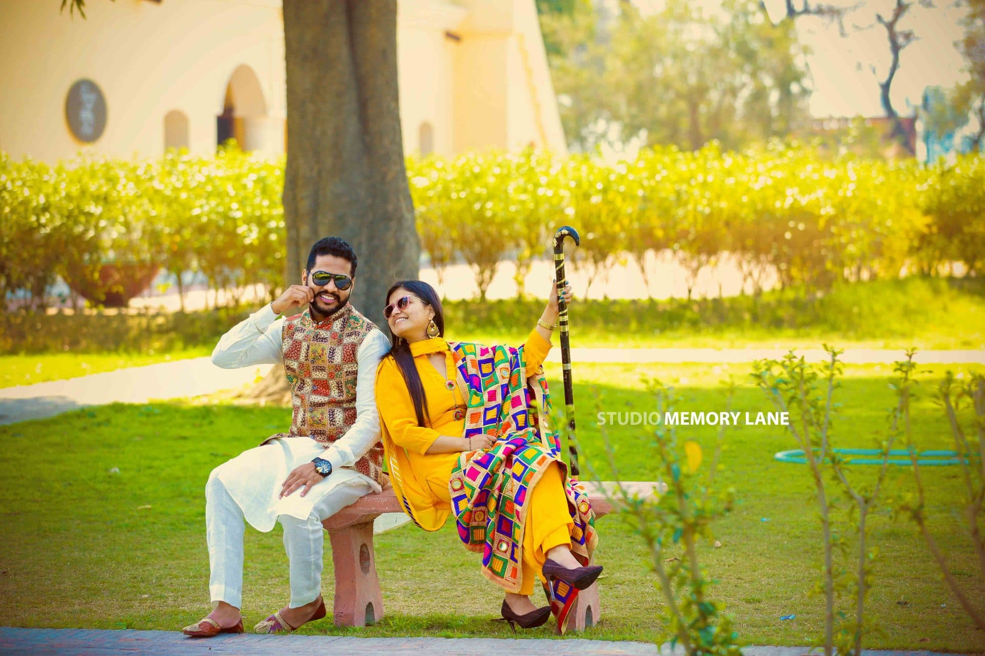 Ferozepur pre-wedding photographer | Punjabi Swag!