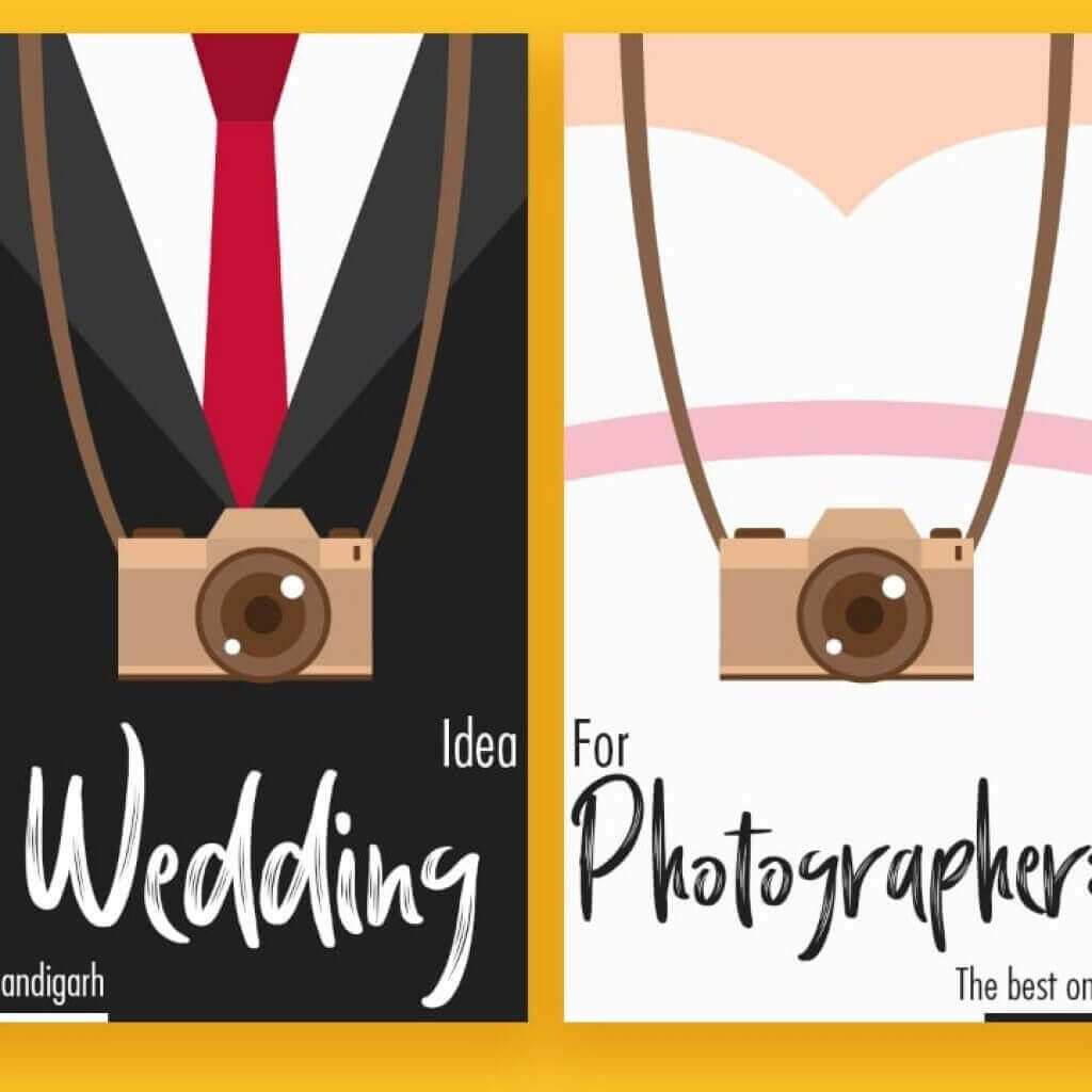 Ideas for wedding photographer Chandigarh