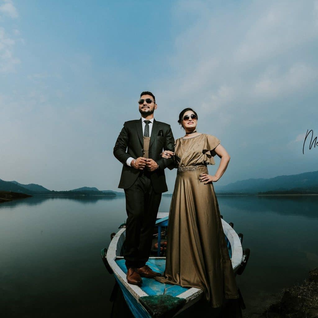 Pre-wedding photo-shoot Ferozepur