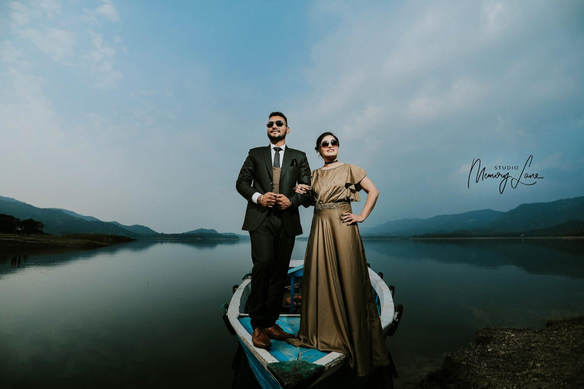 Pre-wedding photo-shoot Ferozepur!