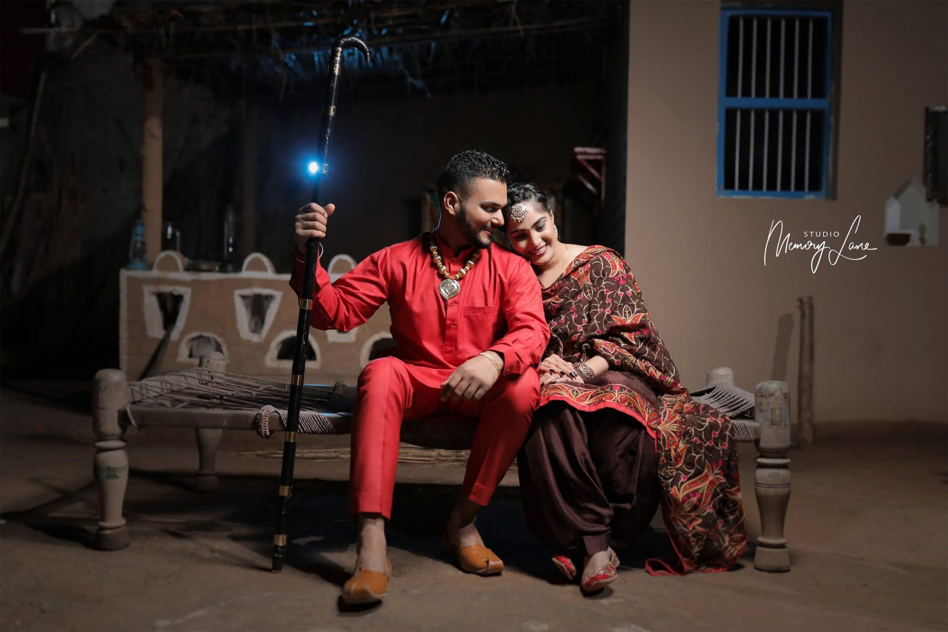 Punjabi Couple Photography Bathinda