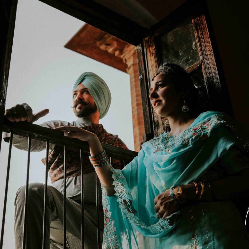 Punjabi pre-wedding photographers Jalandhar