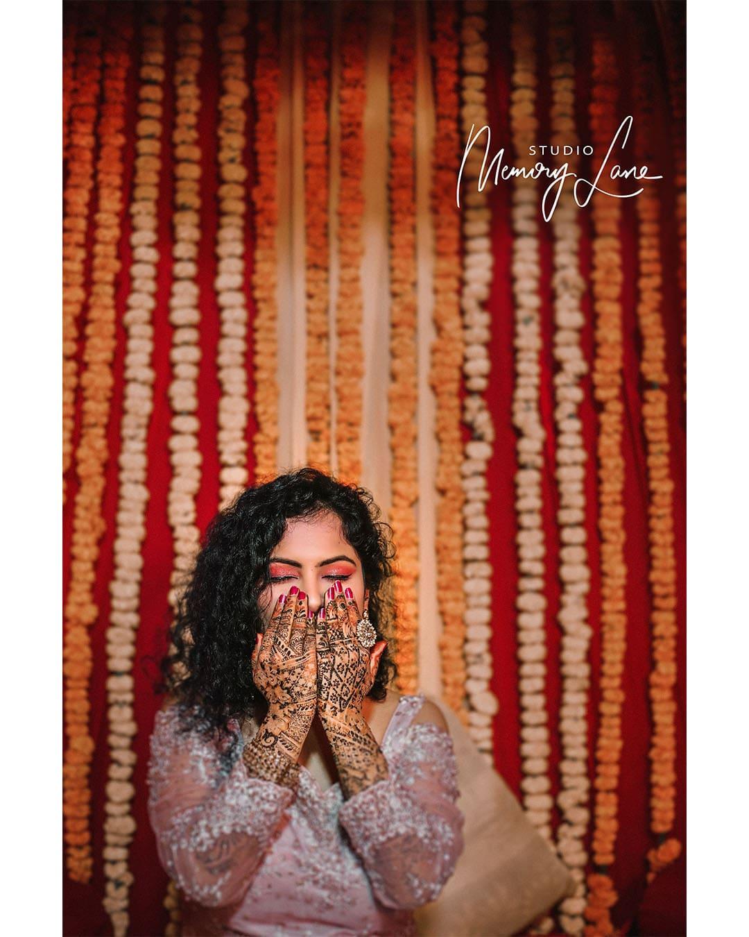 Top bridal photographers Moga | Mehndi ceremony!