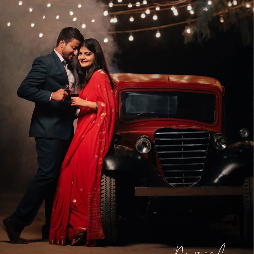 Top pre-wedding photographers Chandigarh