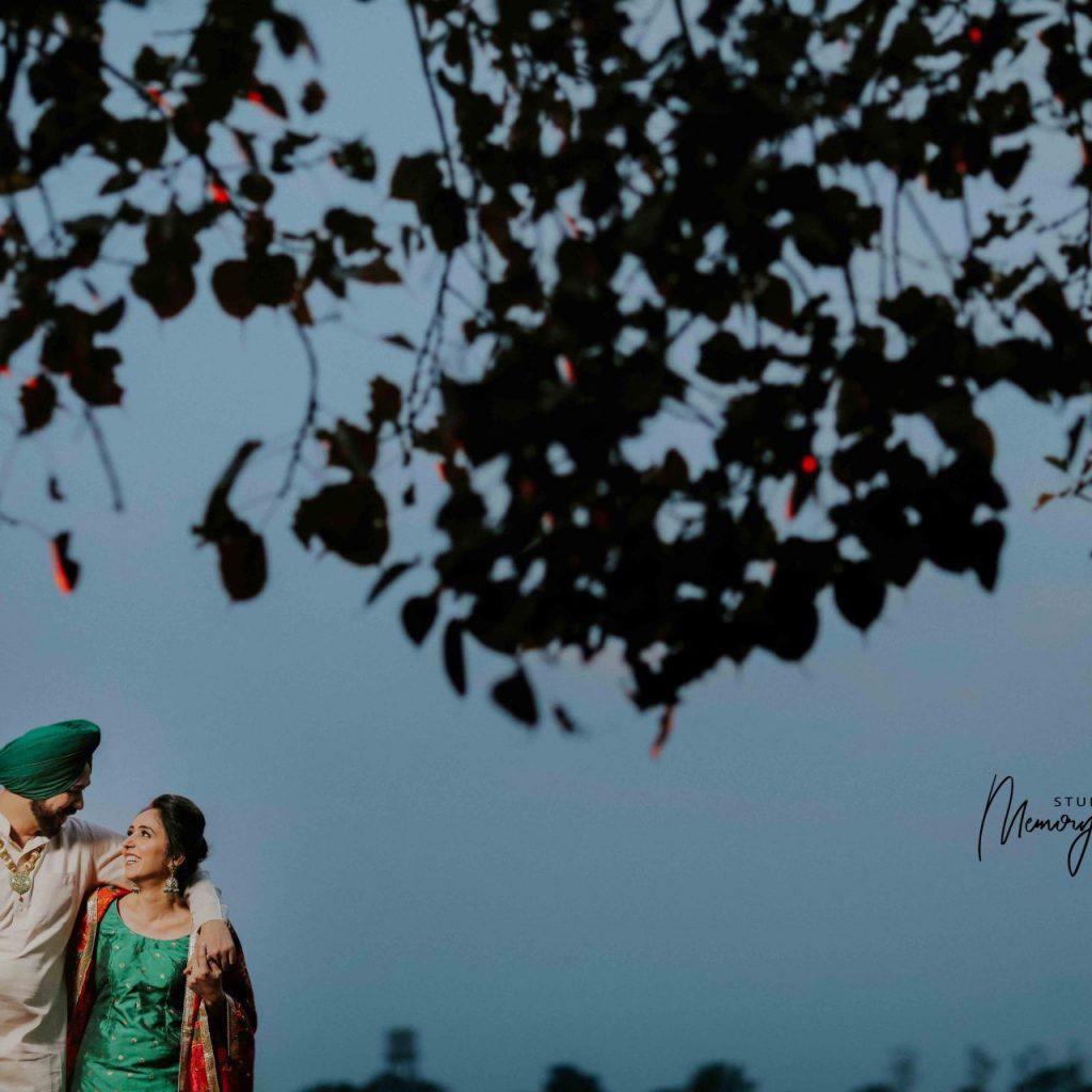 Top pre-wedding photographers Hoshiarpur