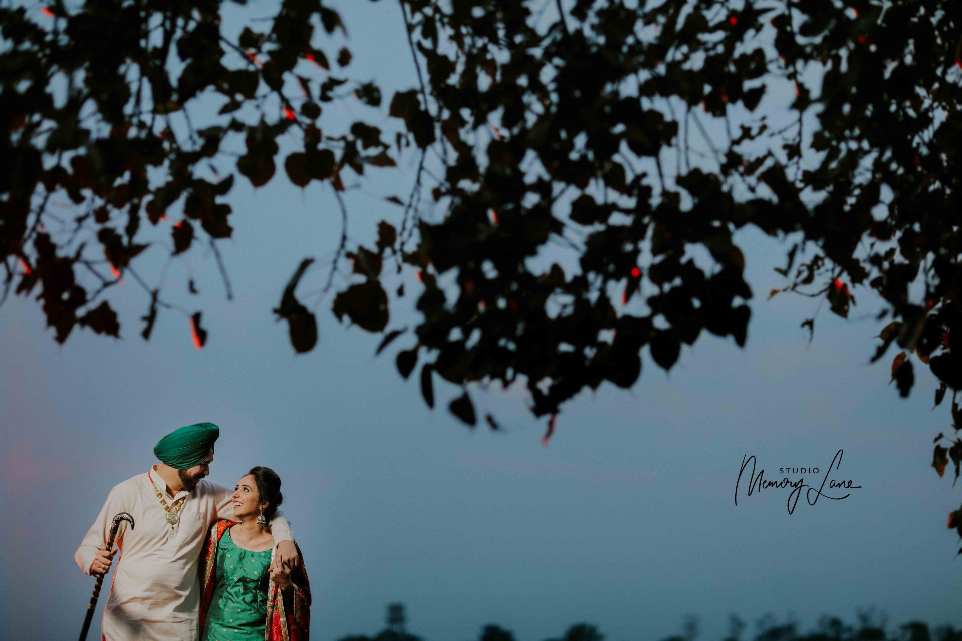 Top pre-wedding photographers Hoshiarpur | The beautiful serene!