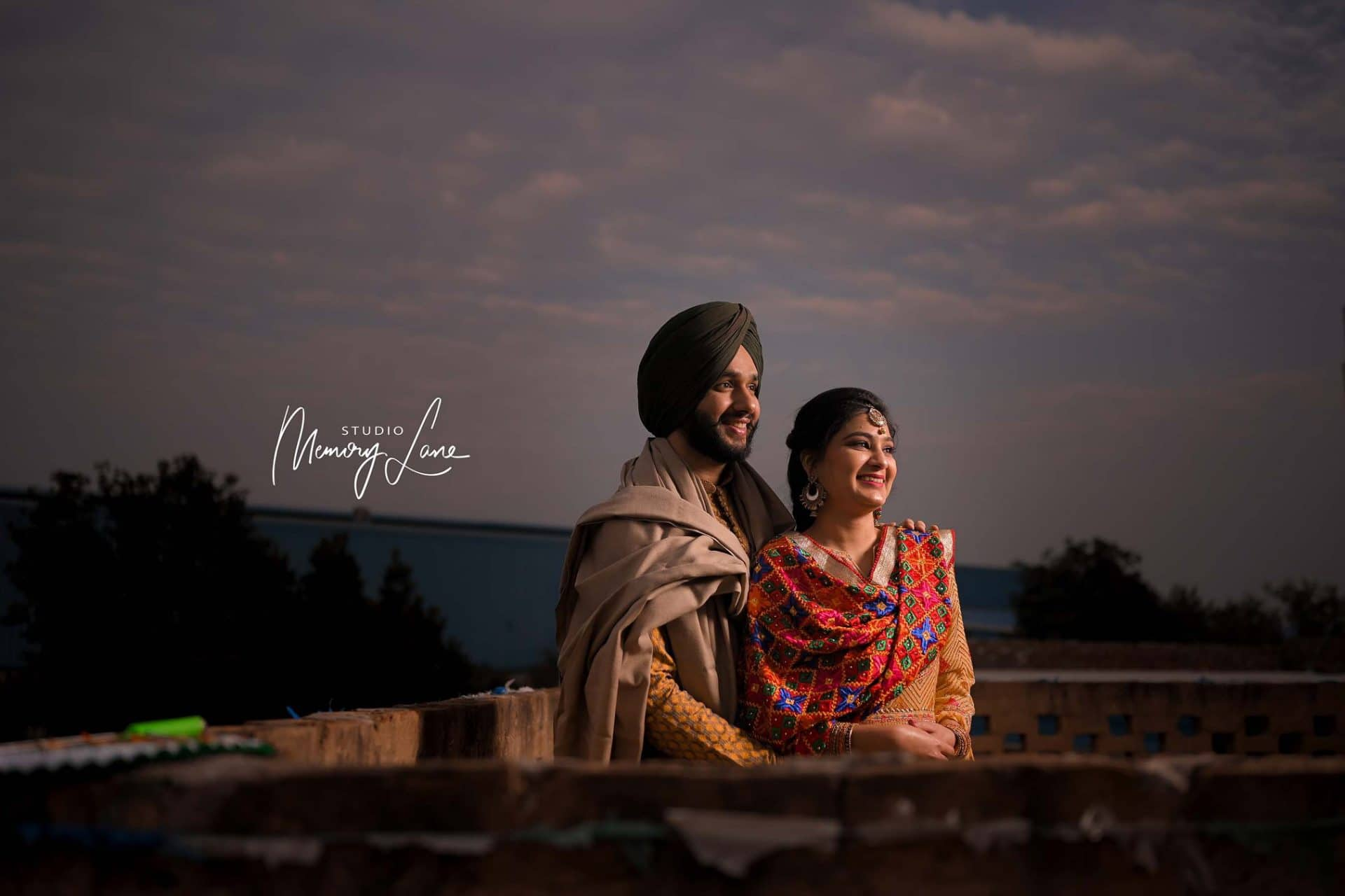 Best candid wedding photographers Chandigarh | Saada Pind!
