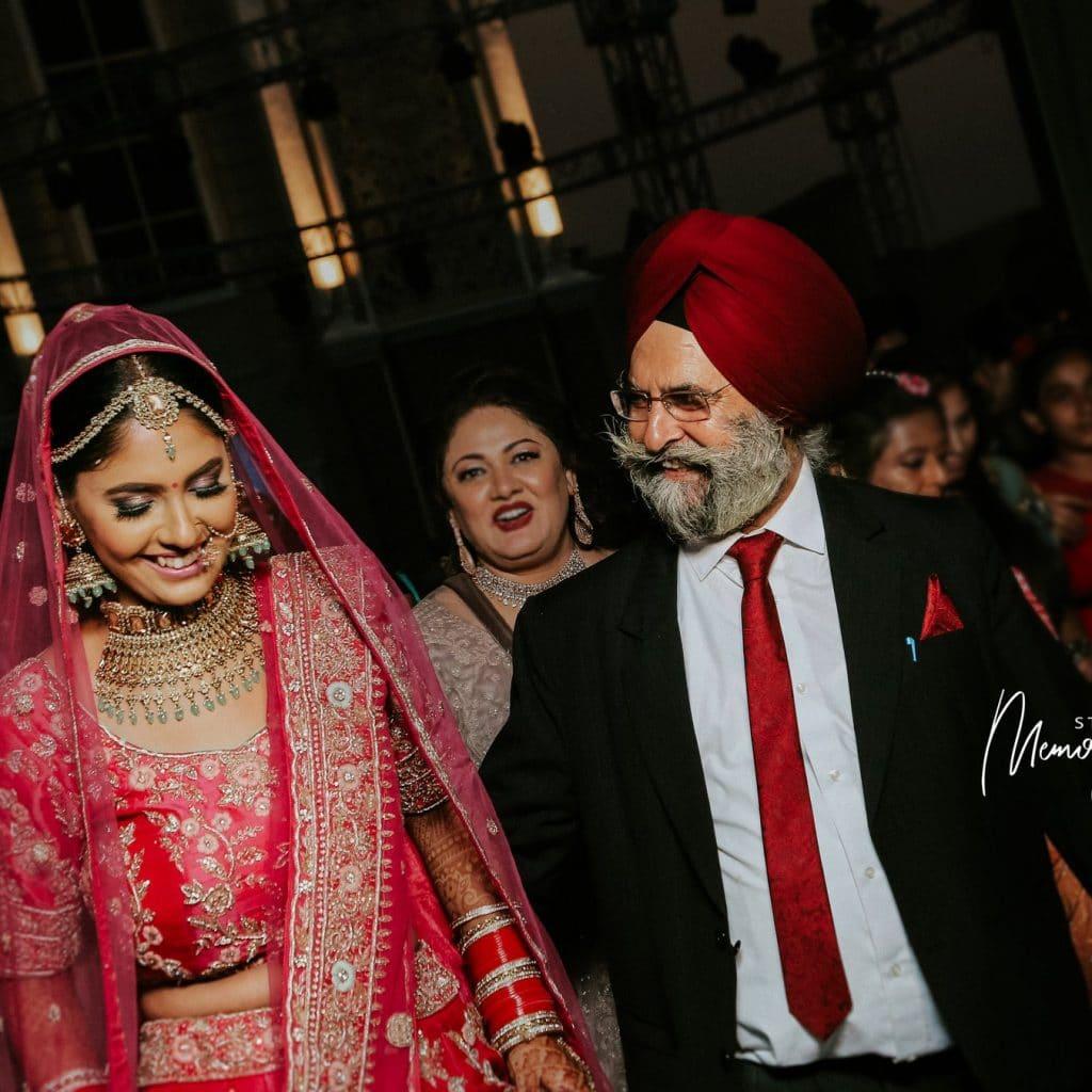 Best candid wedding photographers Ludhiana