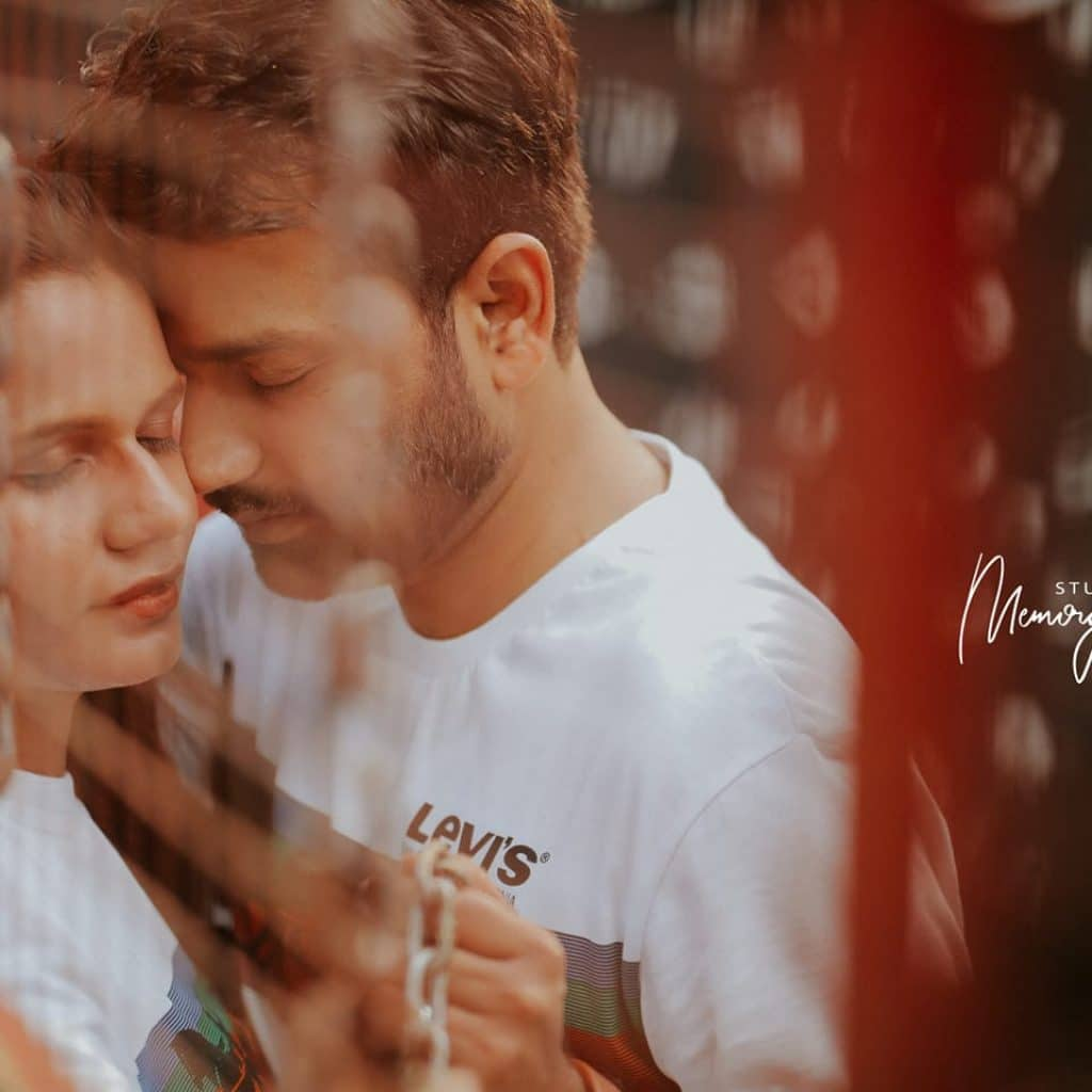 Couple Photo shoot in Chandigarh