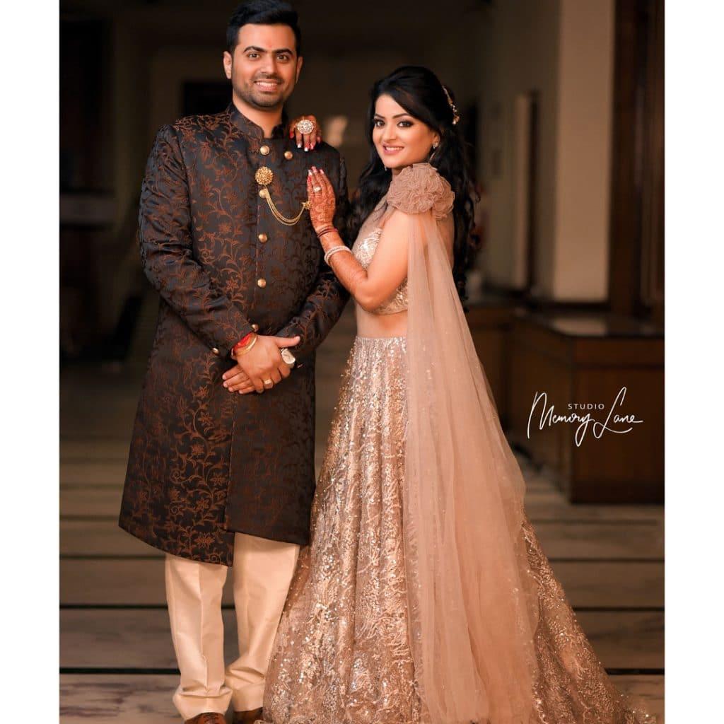 Couple Wedding Photography Chandigarh