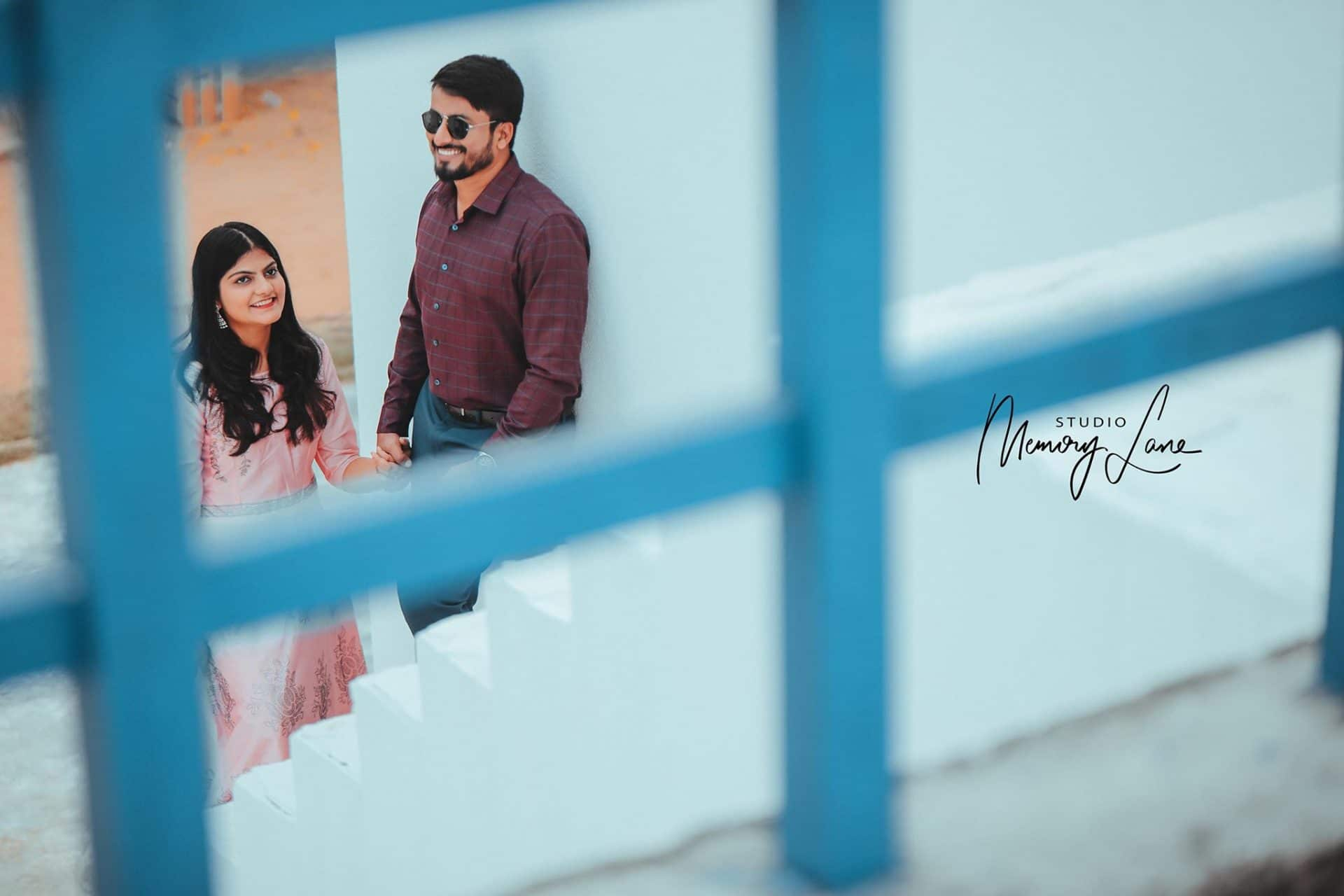 Pre-wedding photography Punjab | Studio based!